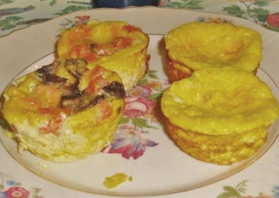 Individual Mini Quiches