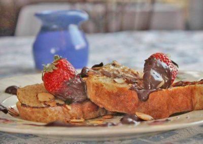 French Toast Almondine